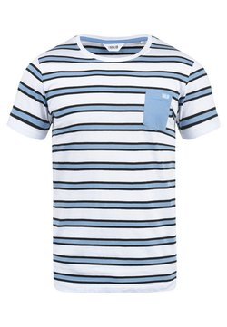 Solid - SALU - T-Shirt print - sky blue