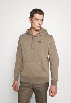 Levi's® - WELLTHREAD HOODIE - Sweat à capuche - graphic black