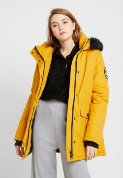 Superdry - ASHLEY EVEREST - Wintermantel - amber ochre