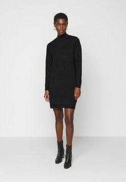 ONLY Tall - ONLPRIME DRESS  - Gebreide jurk - black