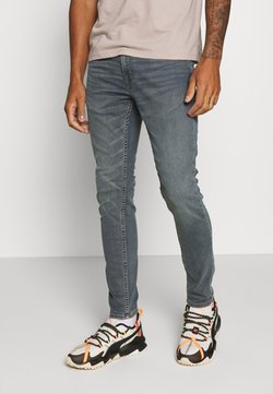 Only & Sons - ONSWARP - Slim fit jeans - grey denim