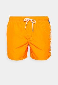 Replay - BEACHWEAR - Swimming shorts - orange