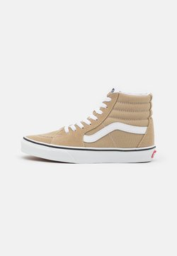 Vans - SK8-HI - Korkeavartiset tennarit - incense/true white