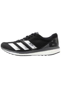 adidas Performance - ADIZERO BOSTON 8 - Juoksukenkä/kisakengät - core black/footwear white/grey five