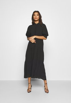 Never Fully Dressed - PANEL MAXI DRESS - Korte jurk - black