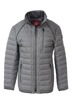 Wellensteyn - Winterjacke - ashgrey