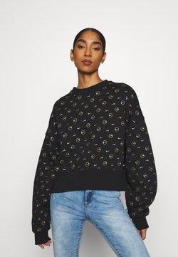 Nike Sportswear - CREW PACK - Sweater - black