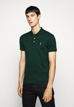 Polo Ralph Lauren - PIMA POLO - Polo shirt - college green
