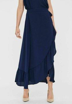 Vero Moda - Jupe trapèze - navy blazer