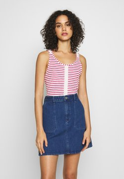 Roxy - Top - cerise zoupla horizontal