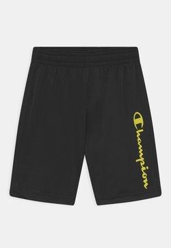 Champion - PERFORMANCE UNISEX - Urheilushortsit - black