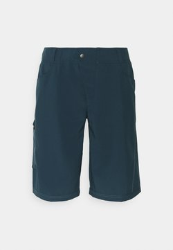 Vaude - MENS LEDRO - Outdoor Shorts - steelblue