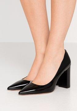 HUGO - EXCLUSIVE INES CHUNKY  - High Heel Pumps - black
