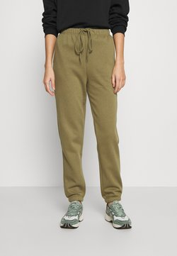 Pieces - PCCHILLI PANTS - Jogginghose - martini olive