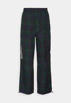 Trussardi - TROUSERS TRACK PANT - Jogginghose - green
