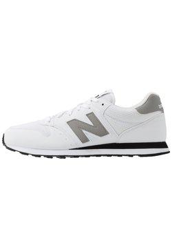 New Balance - 500 - Baskets basses - white