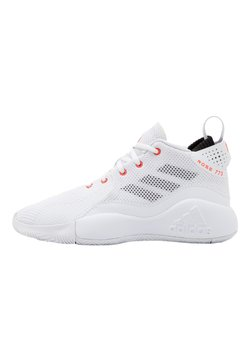 adidas Performance - ROSE BOUNCE SPORTS BASKETBALL SHOES UNISEX - Zapatillas de baloncesto - white