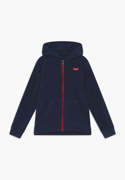 Levi's® - LOGO PATCH FULL ZIP - Veste polaire - dress blues