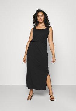 Vero Moda Curve - VMADAREBECCA ANKLE DRESS - Maxikleid - black