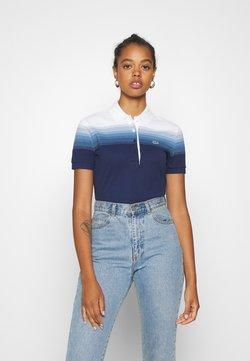 Lacoste - Poloshirt - turquin blue/white