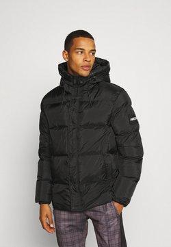 PARELLEX - MANOR BUBBLE JACKET - Winter jacket - black
