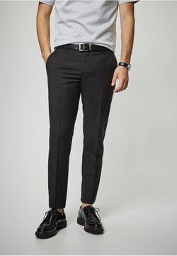 Pierre Cardin - RYAN - Anzughose - schwarz
