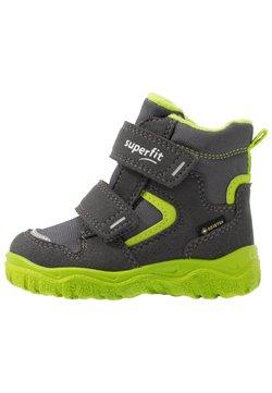 Superfit - HUSKY - Snowboot/Winterstiefel - grau/grün