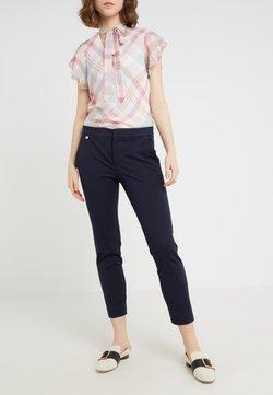 Lauren Ralph Lauren - LYCETTE PANT - Spodnie materiałowe - navy