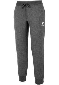 Reusch - Jogginghose - dark grey / white