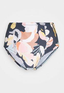 Rhythm - KAIMU HIGH WAISTED PANT - Bikiniunderdel - pebble