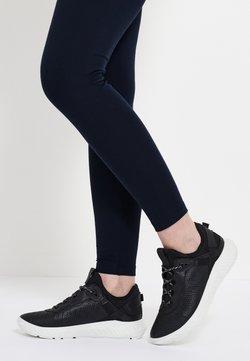 ECCO - ST.1 LITE - Sneakers laag - black