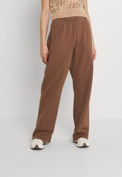 Jaded London - NEUTRALS JOGGER IN RELAXED FIT - Jogginghose - brown