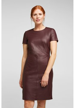 Esprit Collection - Cocktailkleid/festliches Kleid - bordeaux red