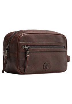 Massimo Dutti - LIMITED EDITION - Kosmetiktasche - brown