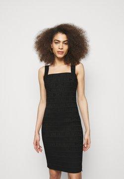 Elisabetta Franchi - Jersey dress - nero