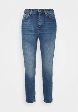 ONLY Petite - ONLVENEDA LIFE MOM - Straight leg jeans - dark blue denim