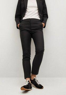 Mango - COFI - Pantalon classique - black