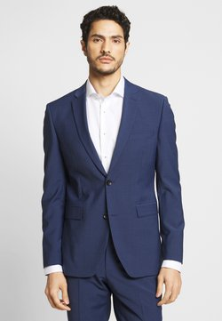 Esprit Collection - TROPICAL SUIT - Anzug - blue