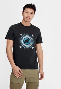 Mammut - TROVAT - T-Shirt print - black prt1