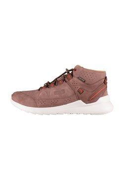 Keen - HIGHLAND CHUKKA WP - Sneaker high - chestnut/silver birch