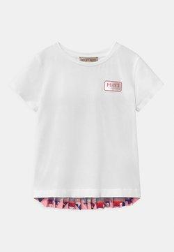 Emilio Pucci - T-shirt con stampa - white