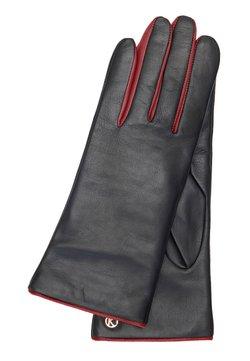 Kessler - DELIA - Fingerhandschuh - black/crimson