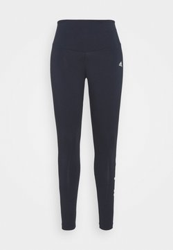 adidas Performance - Tights - legend ink/white
