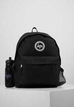 Hype - BACKPACK CREST SET - Reppu - black