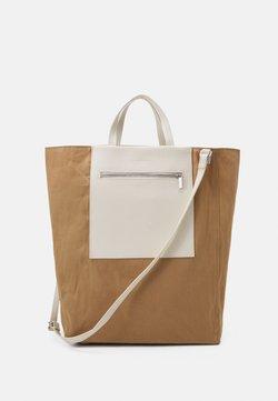 Marc O'Polo - PALMA - Shopping Bag - sand