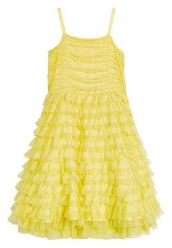 Next - Cocktailkleid/festliches Kleid - yellow