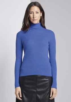 TOM TAILOR - TONI GARRN - Strickpullover - blue