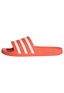 adidas Performance - ADILETTE AQUA - Badesandaler - orange