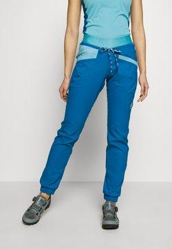 La Sportiva - MANTRA PANT  - Pantalones - neptune/pacific blue