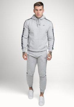 SIKSILK - SIKSILK  OVERHEAD HOODIE - Kapuzenpullover - grey